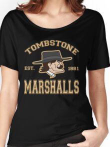 Marshall Pride Women's Relaxed Fit T-Shirt