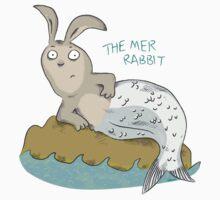 Mysteries of The Deep 1 - The Mer-Rabbit Kids Clothes