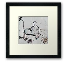 Things I Want To Beat With A Stick. Framed Print