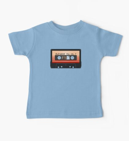 Awesome Mix Vol. 1 Baby Tee