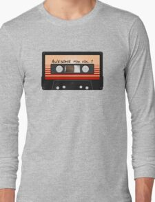 Awesome Mix Vol. 1 Long Sleeve T-Shirt