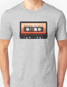 Awesome Mix Vol. 1 Unisex T-Shirt