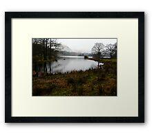 Grasmere 005 Framed Print