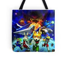 3D Videogame Tote Bag