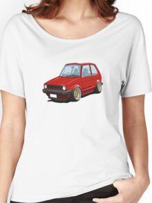 Cartoon MK1 Golf Women's Relaxed Fit T-Shirt
