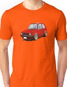 Cartoon MK1 Golf Unisex T-Shirt