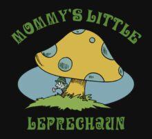 Mommy's Little Leprechaun Kids Tee