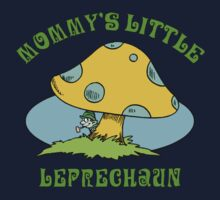 Mommy's Little Leprechaun One Piece - Long Sleeve