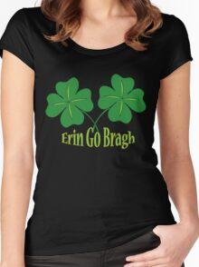 Erin Go Bragh Women's Fitted Scoop T-Shirt