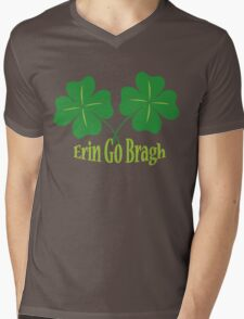 Erin Go Bragh Mens V-Neck T-Shirt