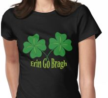 Erin Go Bragh Womens Fitted T-Shirt
