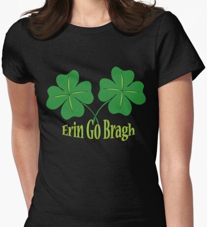 Erin Go Bragh Womens Fitted T-Shirt