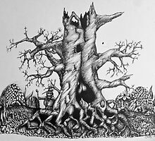Hobbit by Treestone