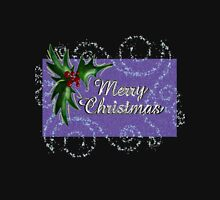 Merry Christmas with Holly T-Shirt