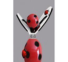 "✰˚ ˛★""Lucky Ladybug"" IPhone Case""✰˚ ˛★"" by ✿✿ Bonita ✿✿ ђєℓℓσ"