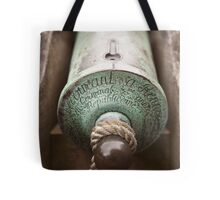 Cannon at St Michaels Mount Tote Bag