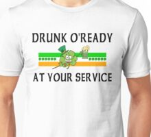 Irish Drunk Unisex T-Shirt