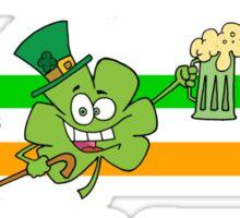Irish Drunk Sticker
