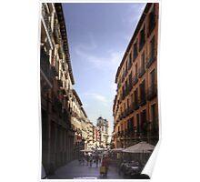 Calle de Toledo Poster