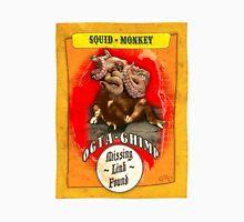 Squid Monkey Carnival Banner Unisex T-Shirt