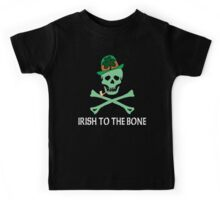 Irish To The Bone Kids Tee