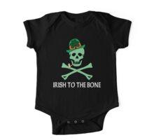 Irish To The Bone One Piece - Short Sleeve