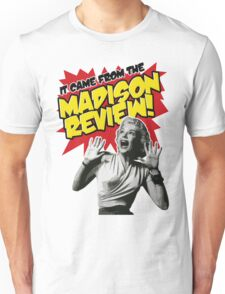 The Madison Review Comic Unisex T-Shirt