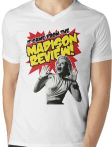 The Madison Review Comic Mens V-Neck T-Shirt