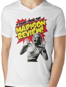 The Madison Review Comic Mens V-Neck T-Shirt