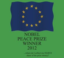 Nobel Peace Prize winner 2012 Kids Clothes