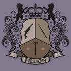 Fillion Character Crest by M. Dean Jones