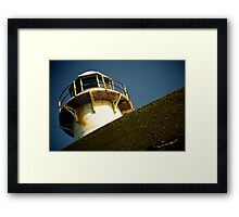 South Gare Lighthouse 004 Framed Print