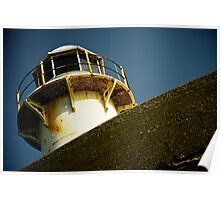 South Gare Lighthouse 004 Poster
