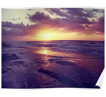 South Carolina Sunrise Poster