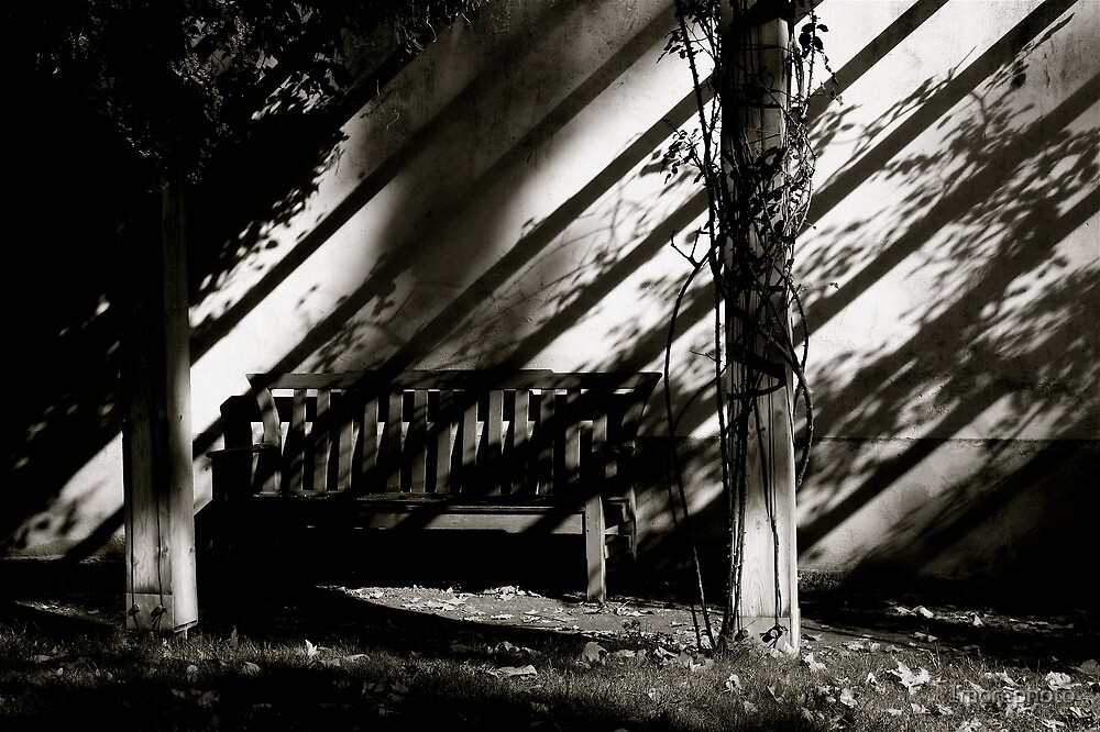 The Bench  waiting for Lovers who never came..... by 1more photo