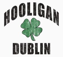 Irish Hooligan Dublin Kids Clothes