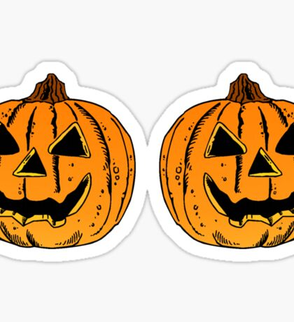 Jack-O-Lanterns Sticker