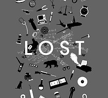 LOST by Andrew Lawandus