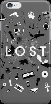 LOST by Andrew Lawandus