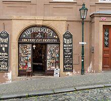 Praha: Beautiful Store by Jacinthe Brault