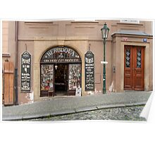 Praha: Beautiful Store Poster