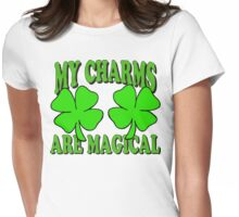 My Lucky Charms Women's Womens Fitted T-Shirt