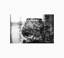 Camera and trees double exposure Unisex T-Shirt
