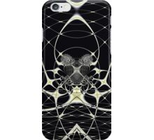 Golden Spiderweb iPhone Case/Skin