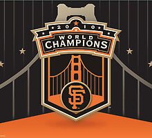 San Francisco Giants Wallpaper by Sarah Slapper