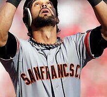 San Francisco Giants  by Sarah Slapper
