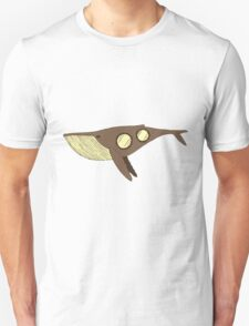 Boat a Whale T-Shirt