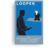 I'm a LOOPER Canvas Print