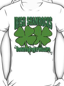 Irish Shamrocks T-Shirt