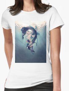 Spirited away Haku and Chihuro T-Shirt